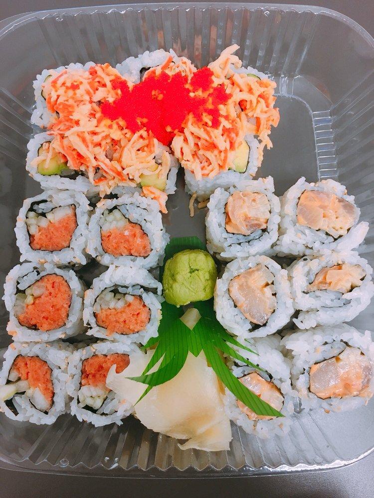 Nikko Sushi And Hibachi: 11730 Plaza America Dr, Reston, VA