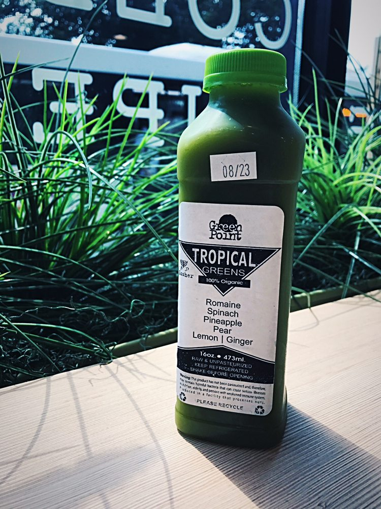 Organic Cold Pressed Juice Yelp