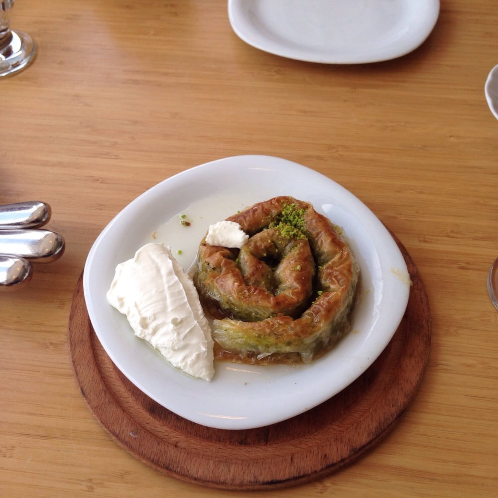Ovalı Konya Mutfağı