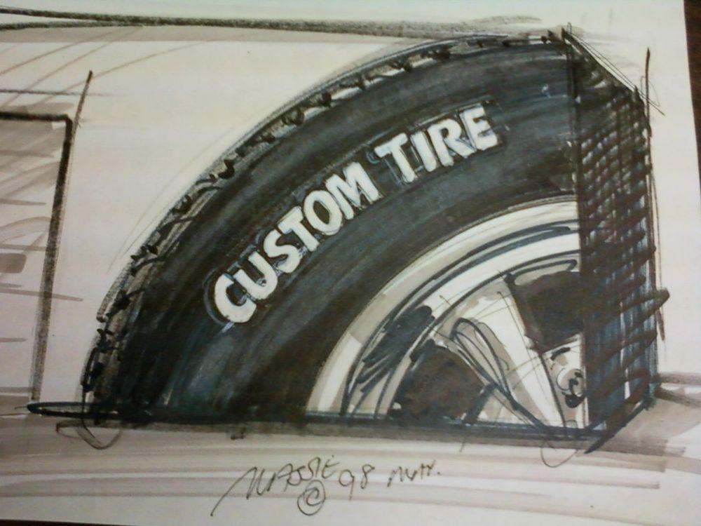 Custom Tire