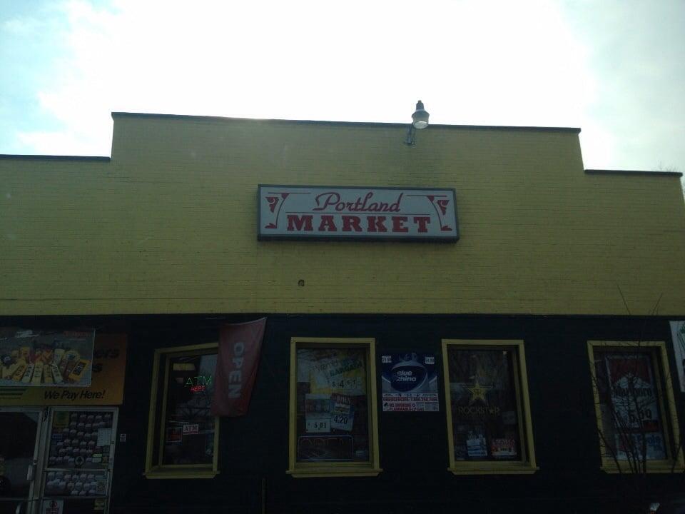 Portland Market: 407 Delaware Ave, Portland, PA
