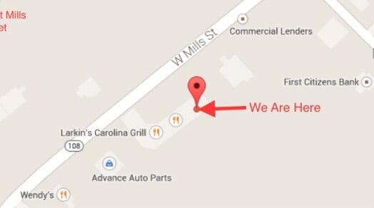 Carolina Computer Solutions: 406 East Mills St, Columbus, NC