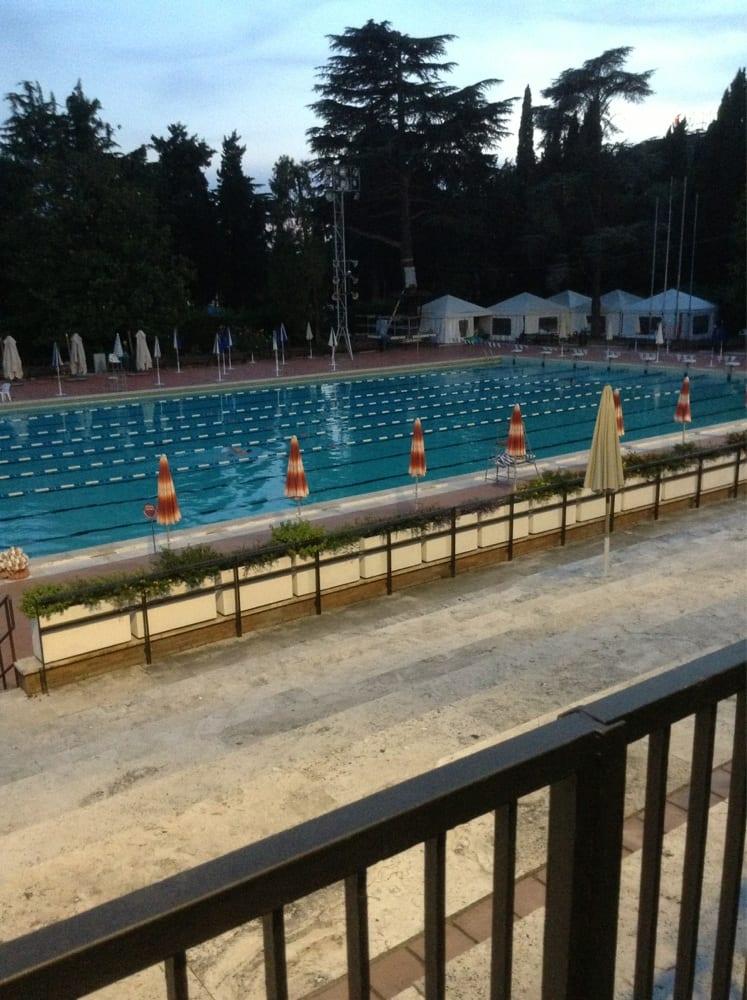 The club piscina delle rose fitnessstudio viale - Piscina eur roma ...