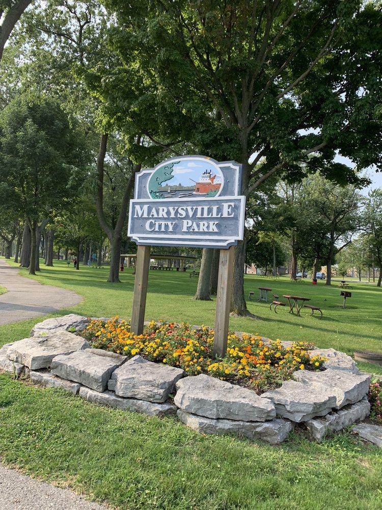 Marysville City Park: 801 East Huron Boulivard, Marysville, MI