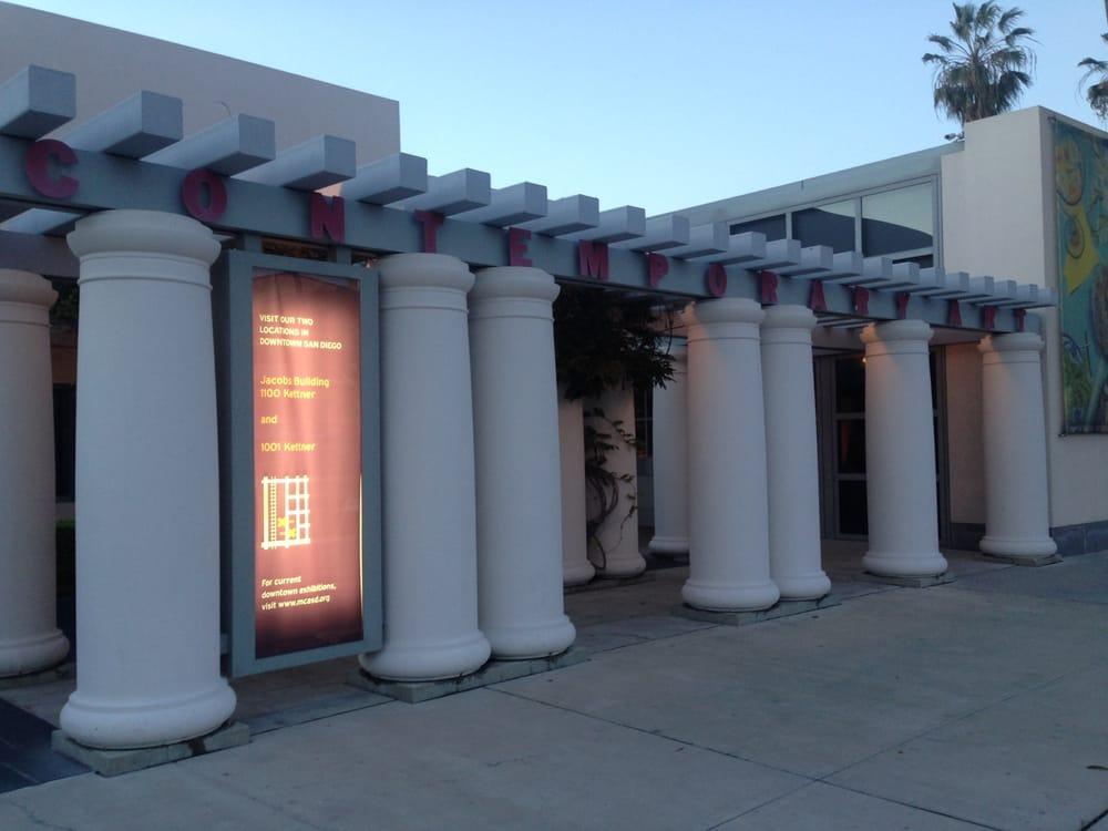 Museum Of Modern Art La Jolla Ca