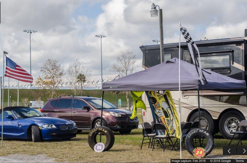 Racetrack RV Park