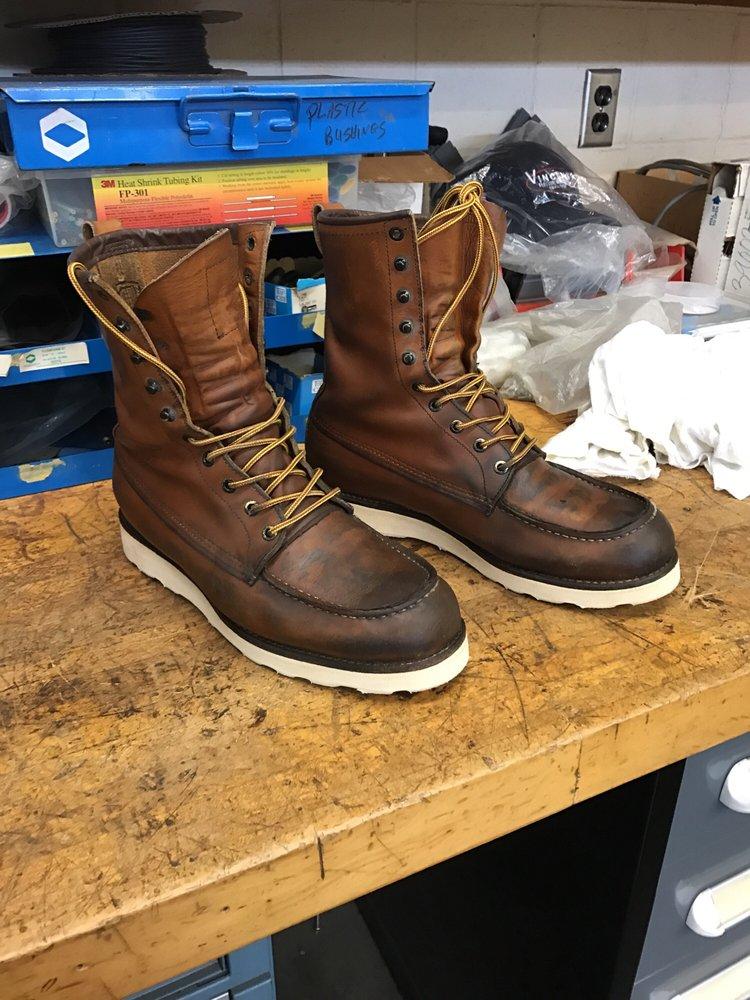 Grant Park Shoe Repair