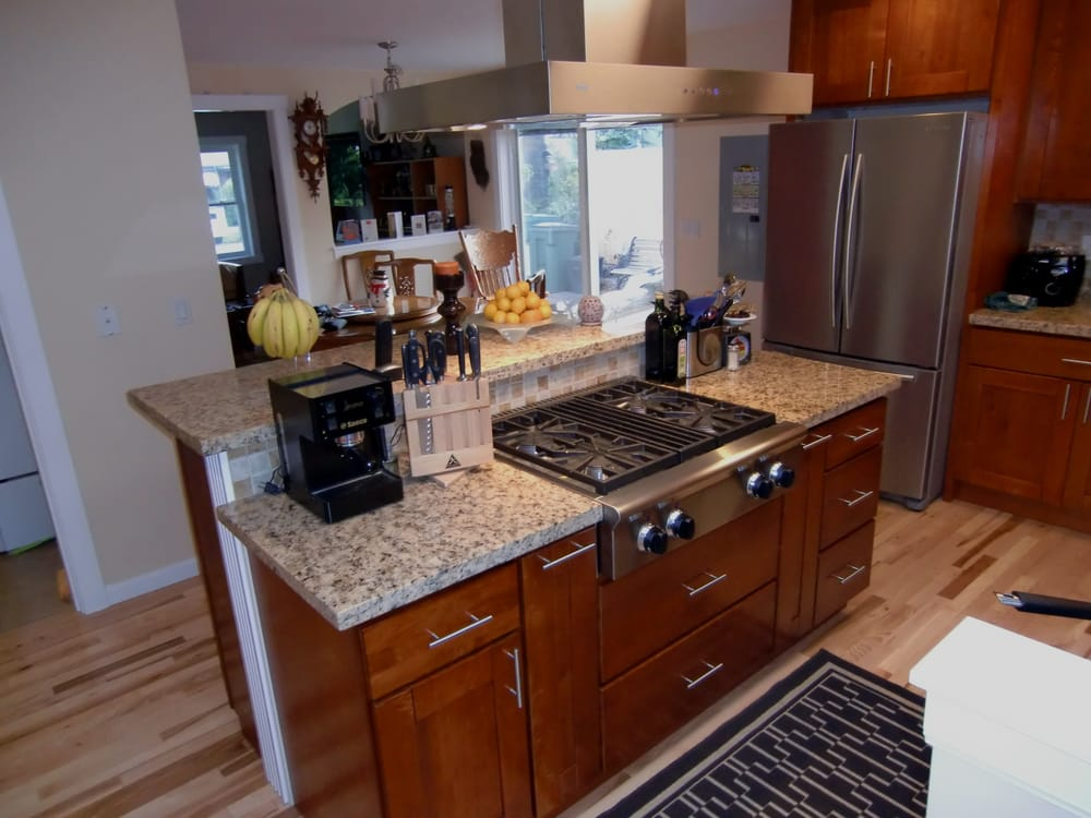Exceptionnel Photo Of Multi M Contracting   Seattle, WA, United States. Remodeled Kitchen