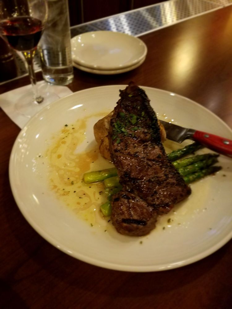 Furnace Creek Steakhouse: Hwy 190, Death Valley, CA