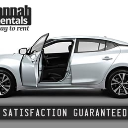 Car Rentals Near Savannah Ga