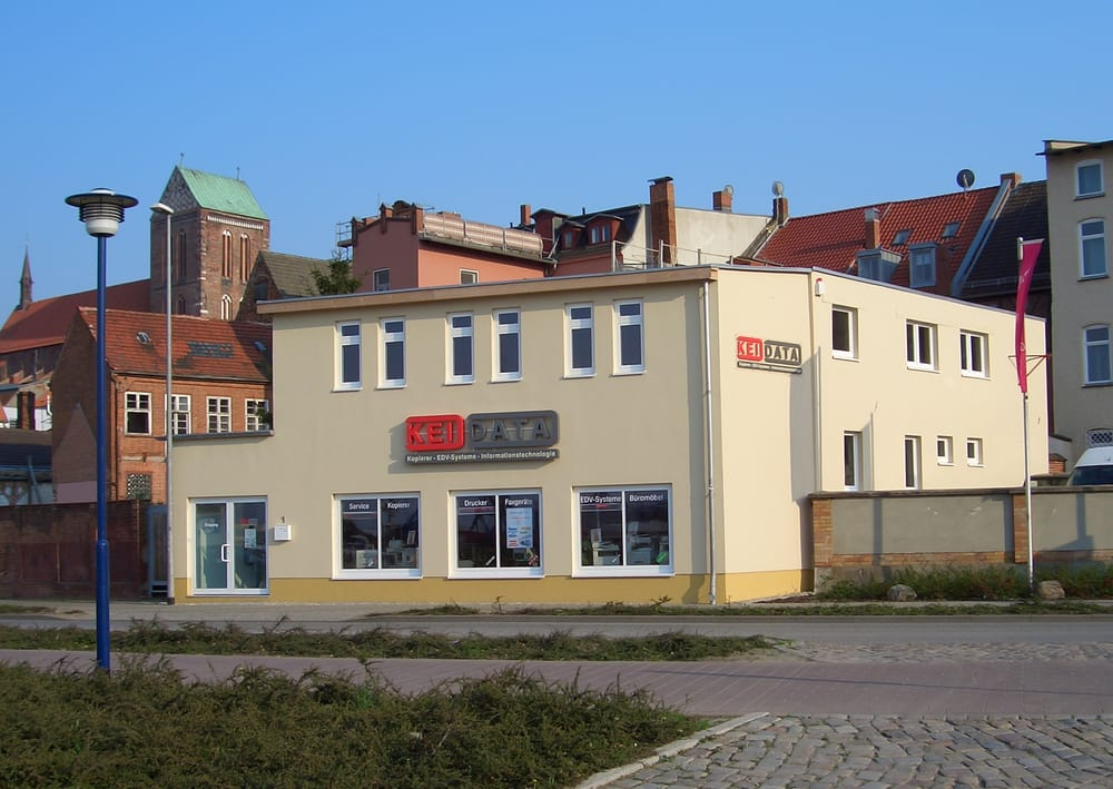 Kei-Data - IT Services & Computer Repair - Wasserstr. 1, Wismar ...