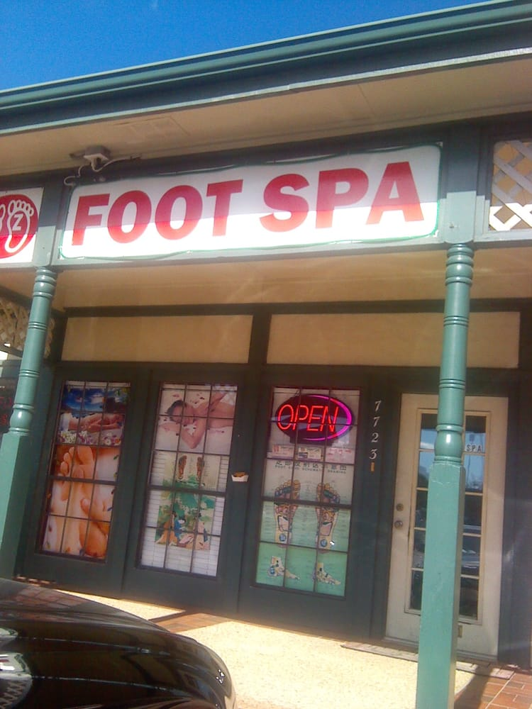 Foot Spa San Antonio Tezel
