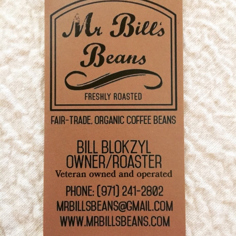 Mr. Bill's Beans: 585 Mary Collier Rd, Athens, GA