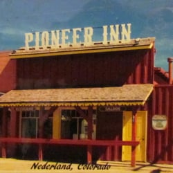 Photo Of Pioneer Inn Nederland Co United States