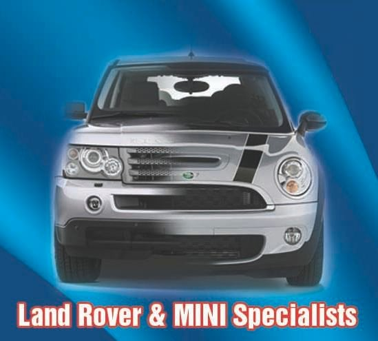 E2 services land rover mini cooper specialists 14 for Garage mini 92