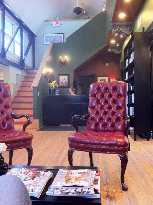 photos for mezzanine salon yelp. Black Bedroom Furniture Sets. Home Design Ideas