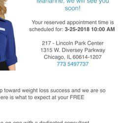 Jenny Craig Weight Loss Centers