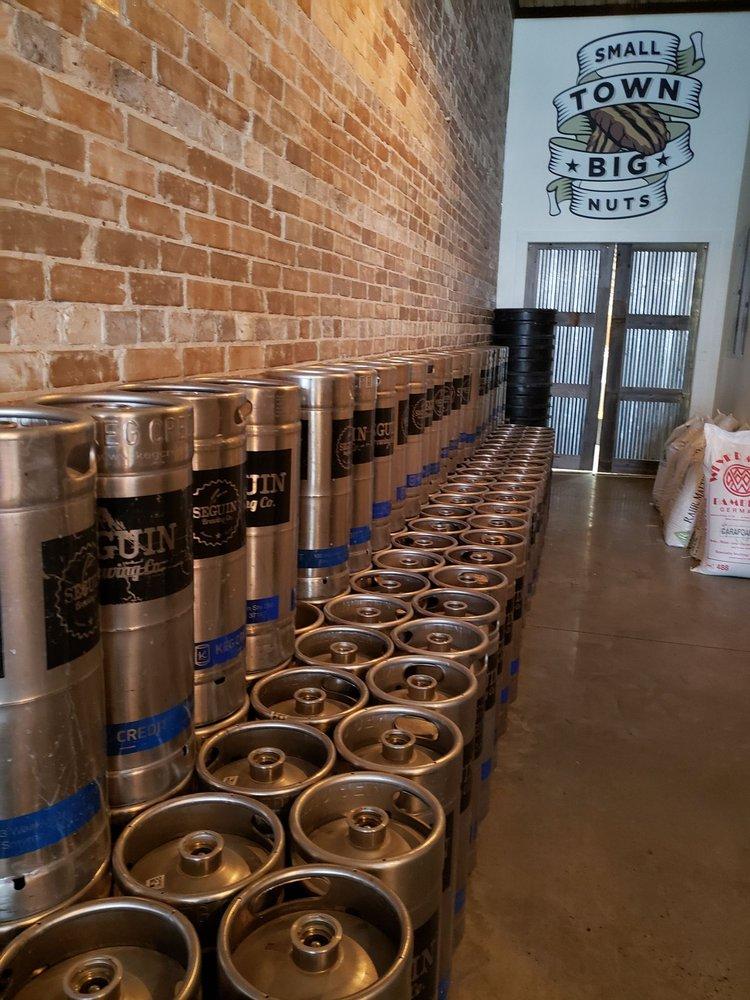 Food from Seguin Brewing