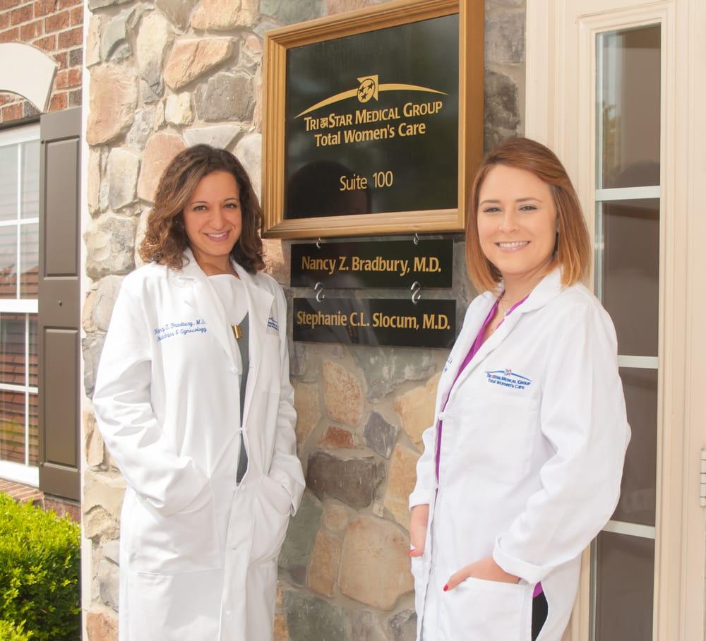 Total Women's Care: 1531 Hunt Club Blvd, Gallatin, TN