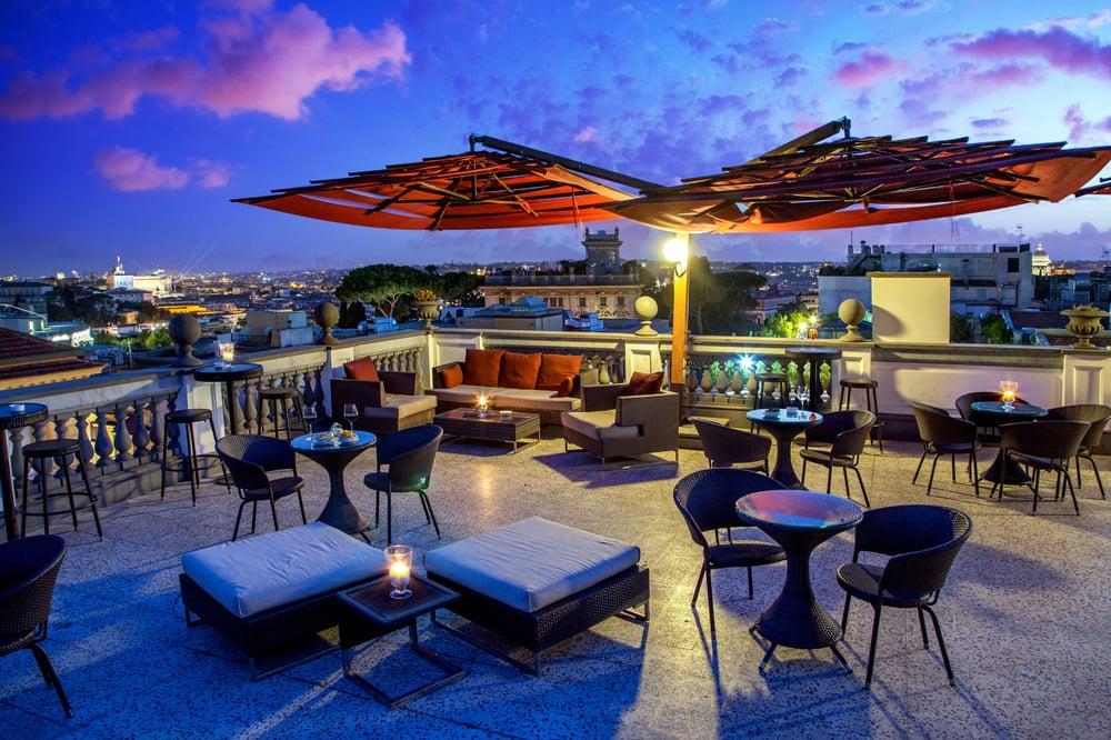 Hotel Savoy Via Ludovisi Roma