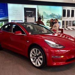 Photo Of Tesla Motors Washington Dc United States Model 3