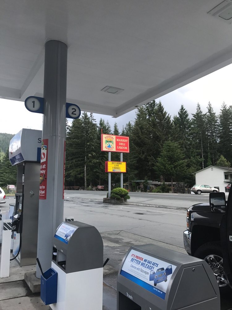 Hiouchi Hamlet: 2100 US Highway 199, Crescent City, CA