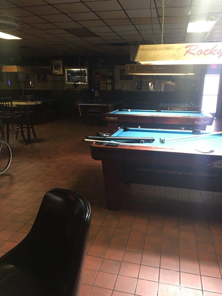 Rockys Bar & Grill: 819 Crittenden St, Owensboro, KY