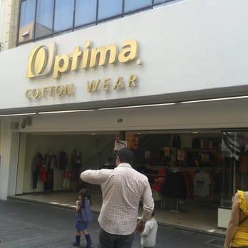 Optima cotton wear ropa femenina calle morelos 475 for Optima cotton wear t shirts