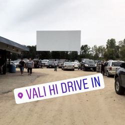 When does vali hi drive in open