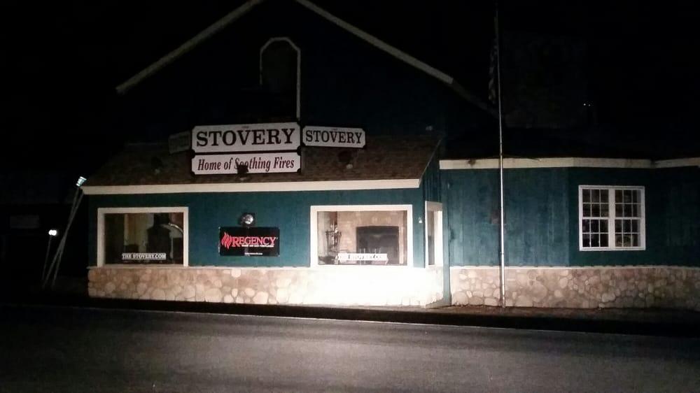 Stovery: State Rte 40, Argyle, NY