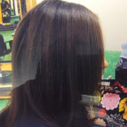 Photos For Japanese Hair Straightening By Lee Fritz Yelp