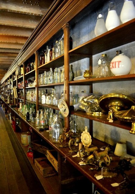 Antique Emporium: 18180 Main St, Jamestown, CA