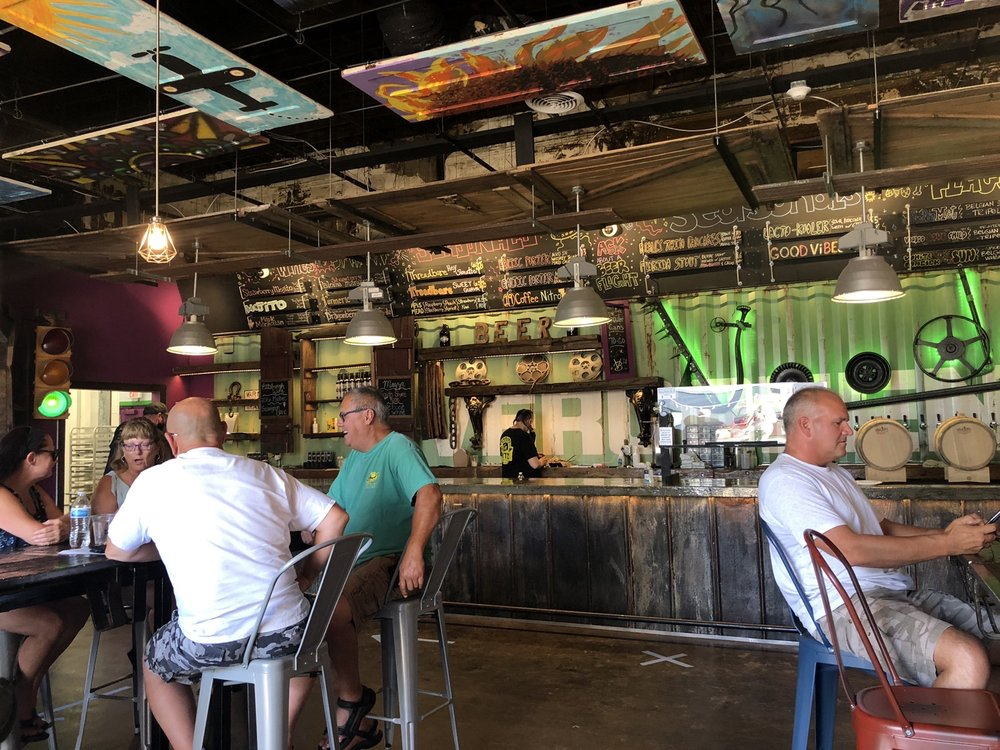 Voodoo Brewery: 956 5th Ave, New Kensington, PA