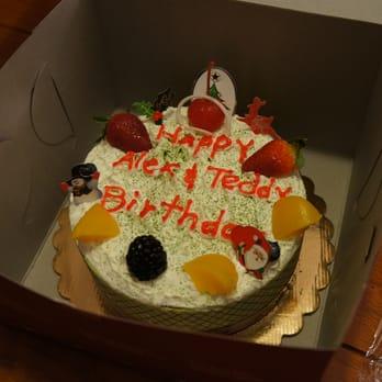 birthday cakes redmond wa