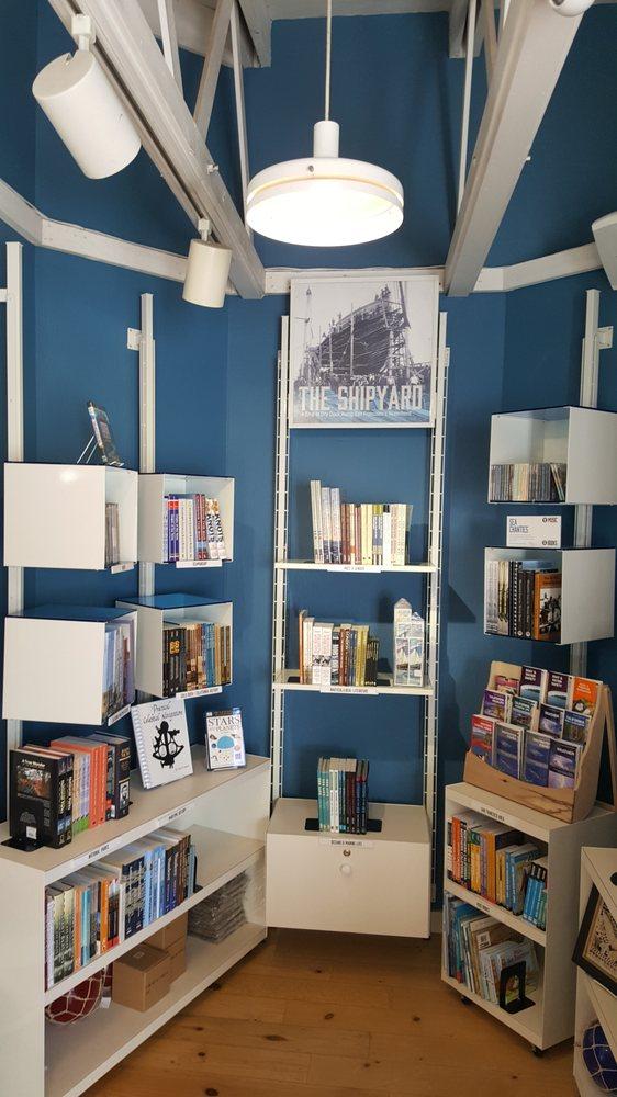 KingSpoke - Book Store: 2905 Hyde St Pier, San Francisco, CA