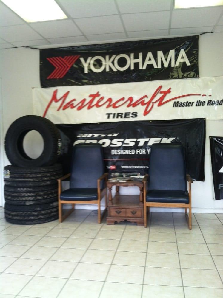 Lakeland Tire Co: 145 W Thigpen Ave, Lakeland, GA