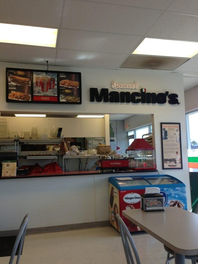 Samuel Mancino's Italian: 407 State St, Gobles, MI
