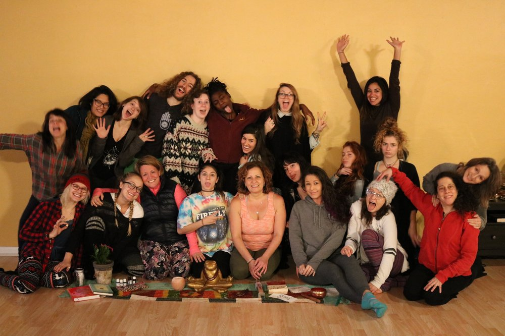 Social Spots from Ahimsa Yoga Studio