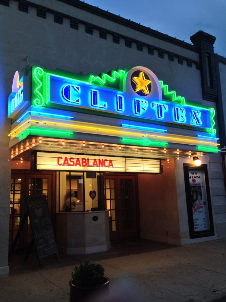 Cliftex Theatre: 306 W 5th St, Clifton, TX