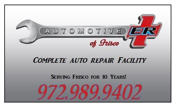 Automotive ER of Frisco