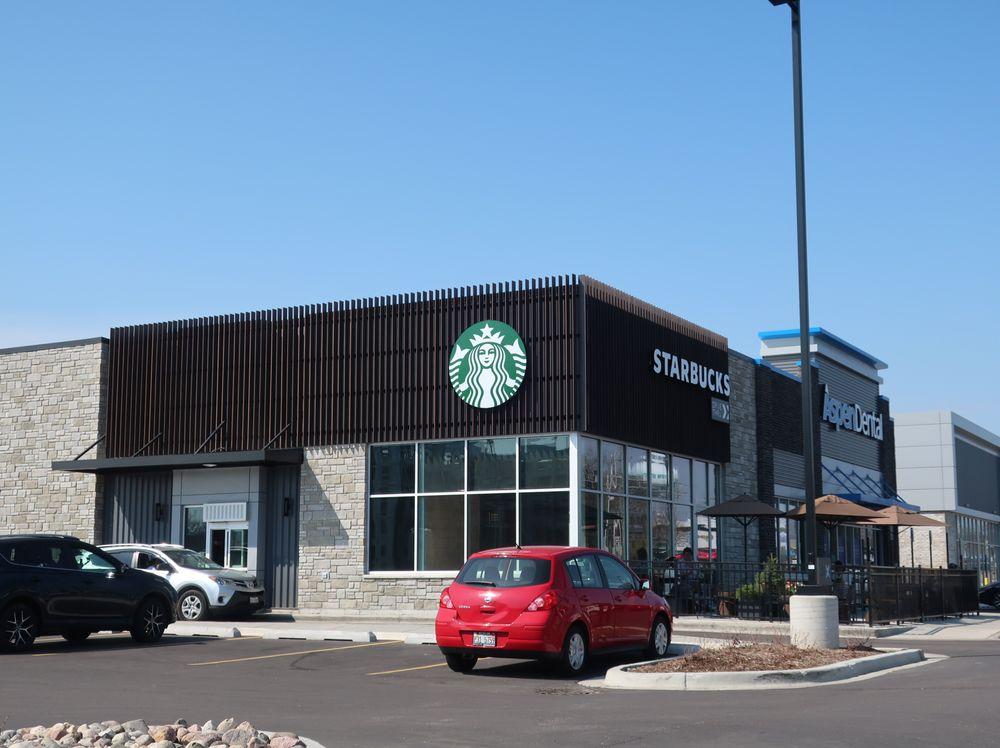 Starbucks: 6801 Dempster St, Morton Grove, IL