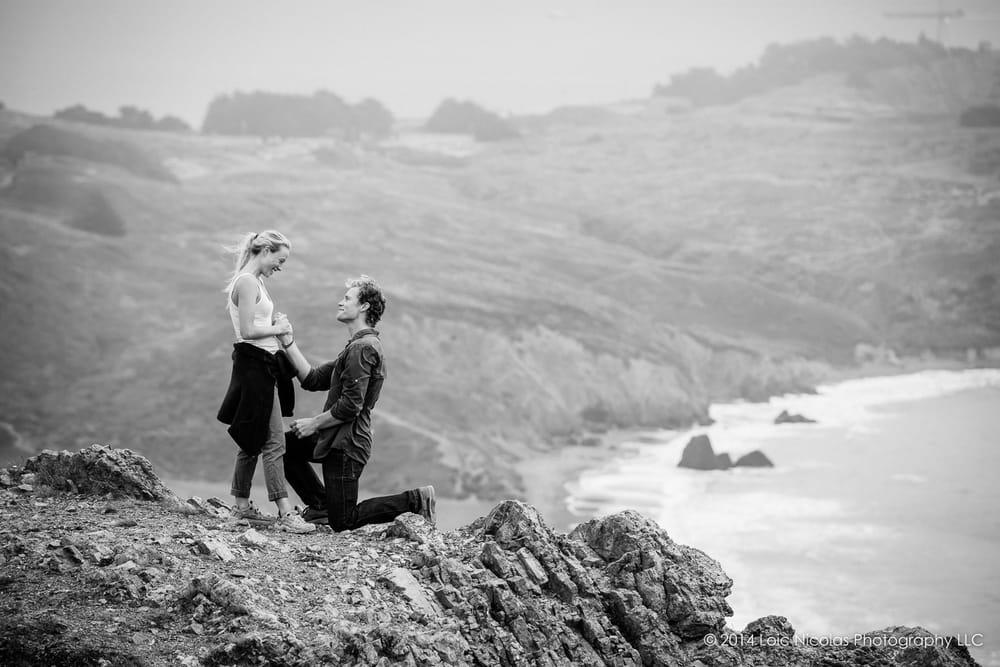 Loic Nicolas Wedding Photography: 1345 Cole St, San Francisco, CA