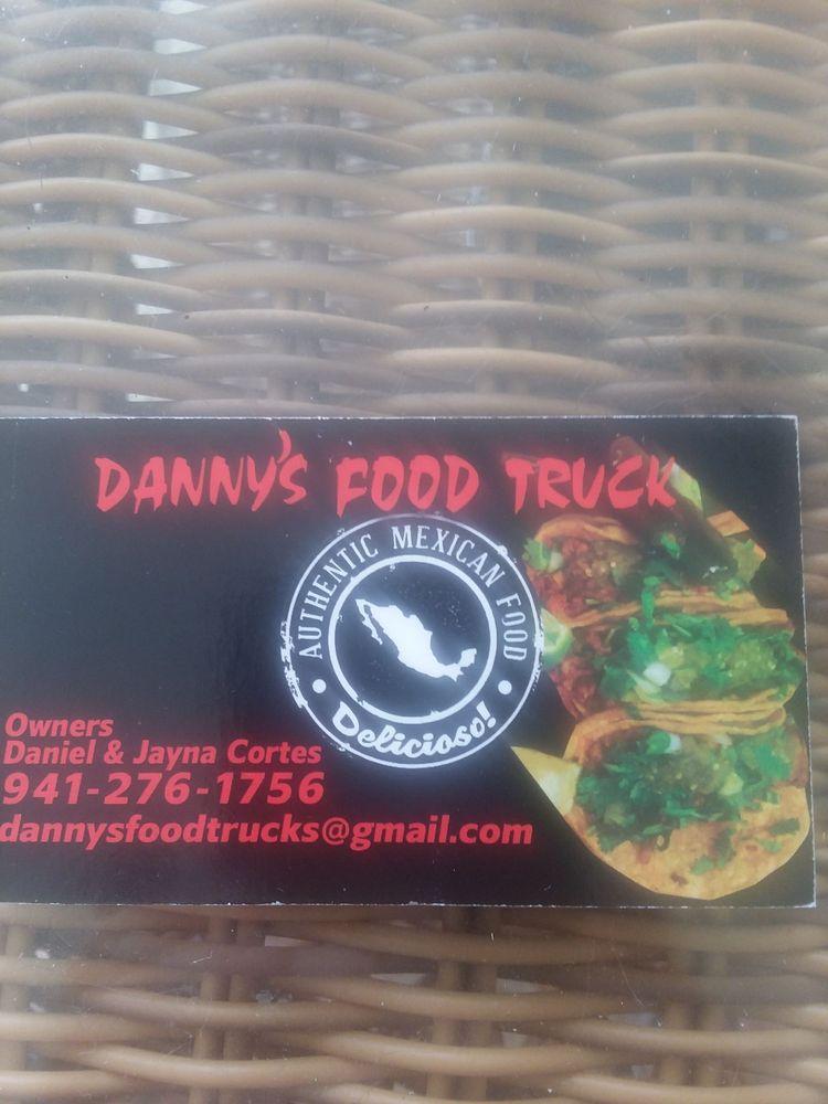 Danny's Food Truck: Port Charlotte, FL