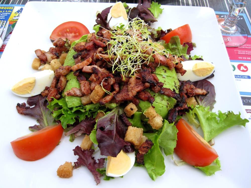 Bar le central restaurants 46 place louis daudr p ronne somme frankreich beitr ge zu - Bar le central ...