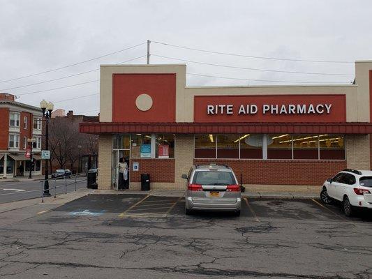 Rite Aid in downtown Geneva closing