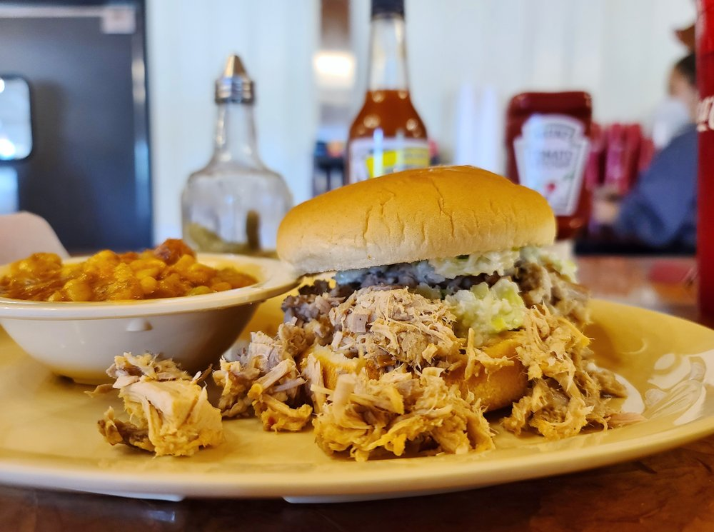Wilber's Barbecue: 4172 US Hwy 70 E, Goldsboro, NC