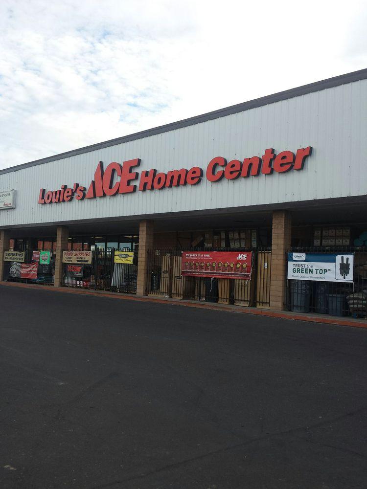 Louie's Home Center: 1855 W Williams Ave, Fallon, NV