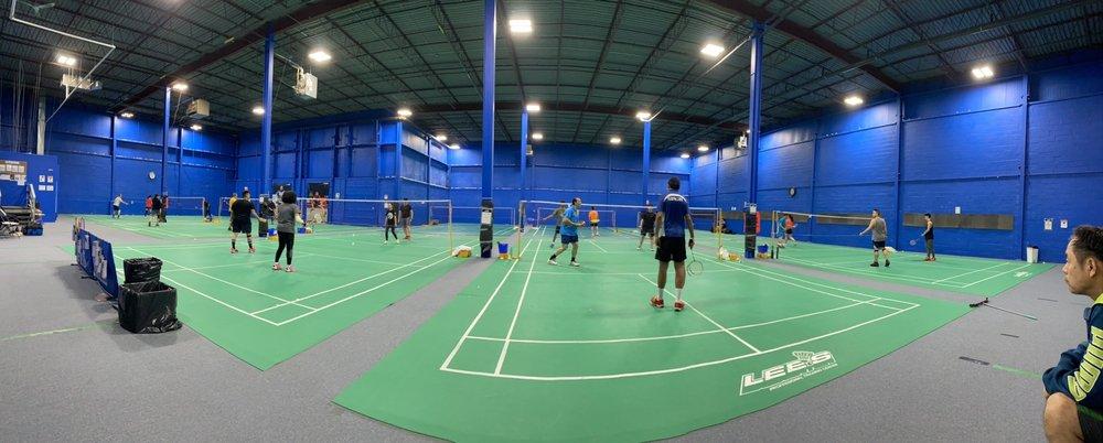 Lee's Badminton Training Centre: 6597 Kitimat Avenue, Mississauga, ON