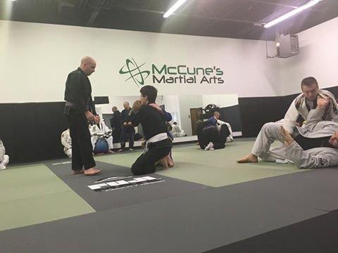 McCune's Martial Arts: 8616 Xylon Ave N, Minneapolis, MN