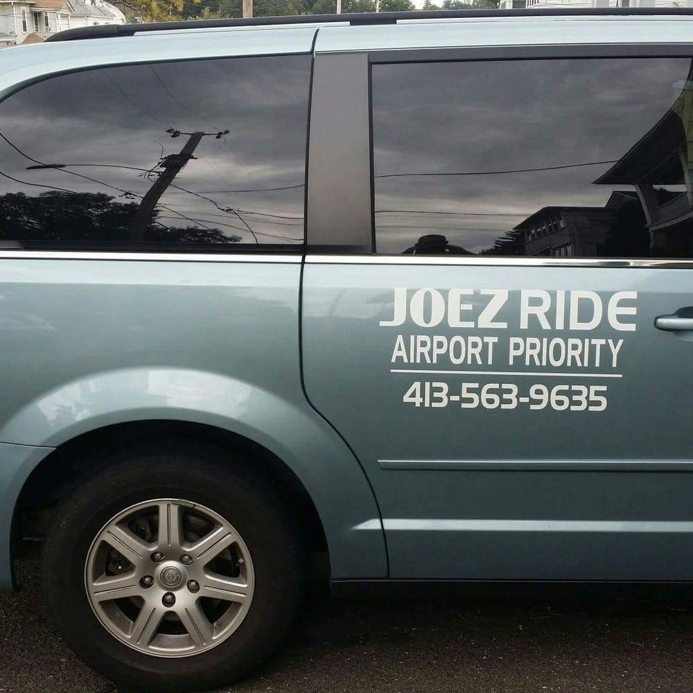JoEZ Ride: 288 W Franklin St, Holyoke, MA